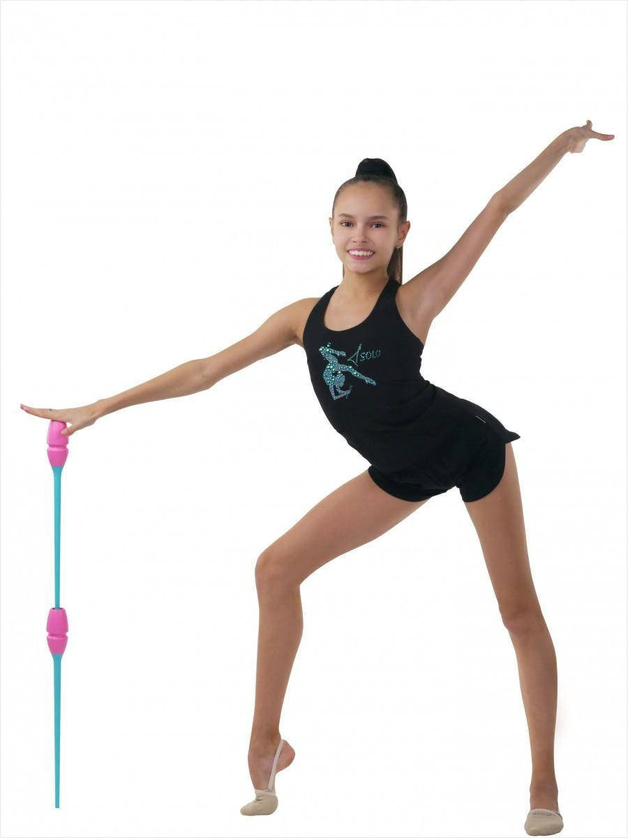 Соло гимнастки